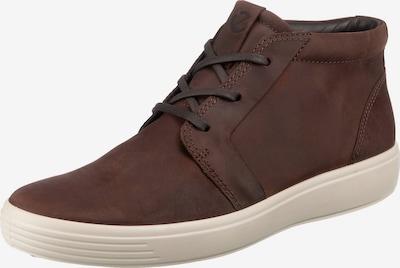 Sneaker înalt 'Soft 7 M' ECCO pe maro, Vizualizare produs
