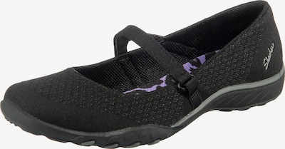 SKECHERS Ballerina 'Breathe easy - Love Too' in schwarz, Produktansicht