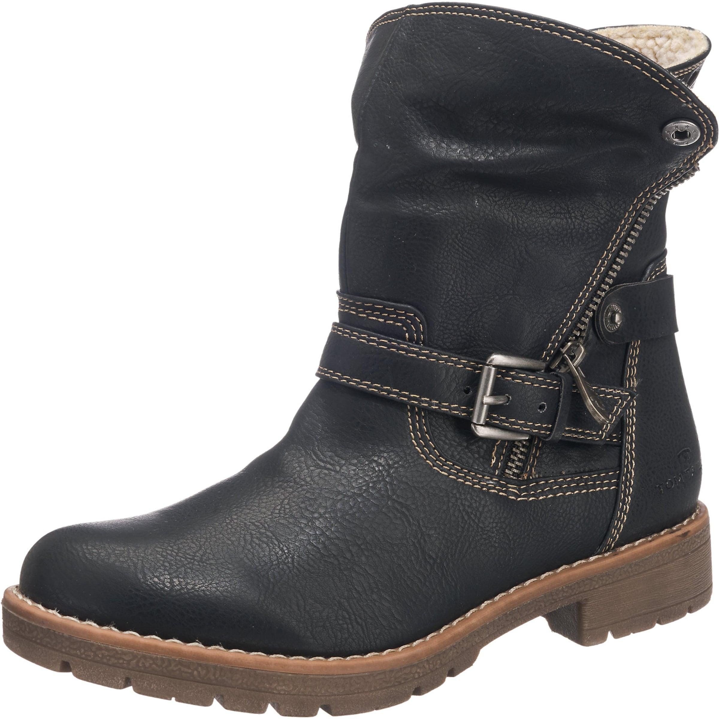 Haltbare Mode billige Schuhe TOM TAILOR | Stiefeletten Schuhe Gut getragene Schuhe
