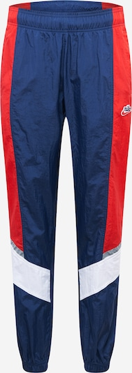 Nike Sportswear Hose 'Heritage Windrunner' in navy / rot / weiß, Produktansicht
