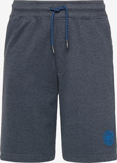 Petrol Industries Pantalon en bleu-gris, Vue avec produit