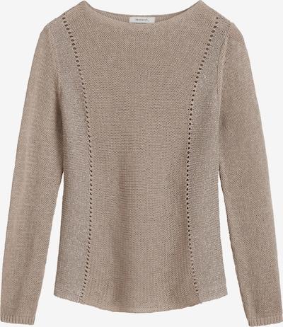 Sandwich Sweater in mottled beige, Item view