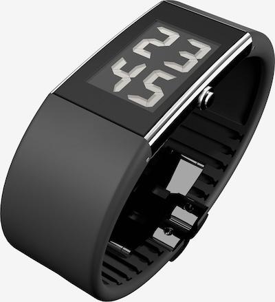JACOB JENSEN Uhr in schwarz, Produktansicht