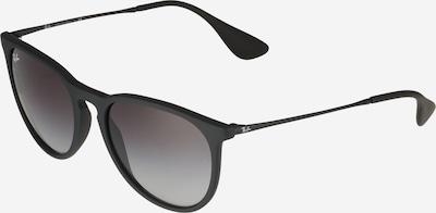 Ray-Ban Sonnenbrille 'Erika' in schwarz, Produktansicht