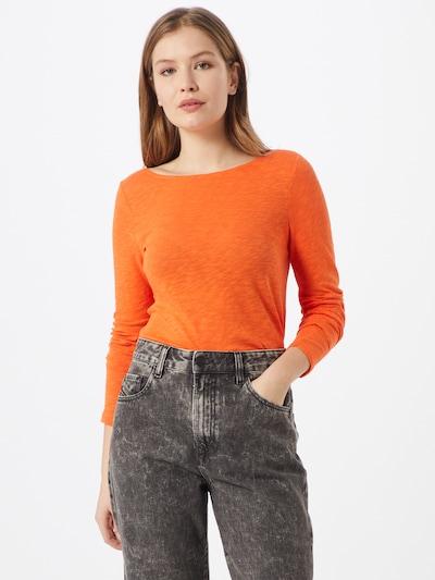 Marc O'Polo Shirt in orange: Frontalansicht