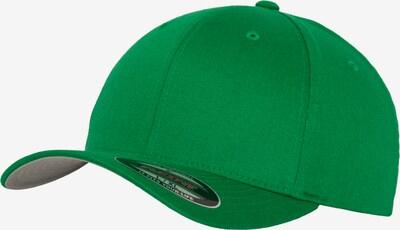 Flexfit Cap in grün, Produktansicht