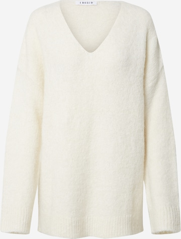 EDITED Sweater 'Fawini' in White