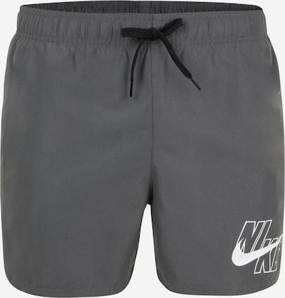 Nike Swim Badeshorts 'LAP 5' in dunkelgrau, Produktansicht