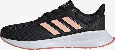 ADIDAS PERFORMANCE Sportschuh 'Runfalcon Schuh ' in pfirsich / schwarz, Produktansicht