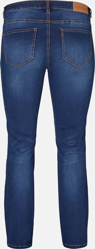 Junarose Straight-Jeans