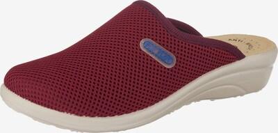 FLY FLOT Pantoffeln in rot, Produktansicht