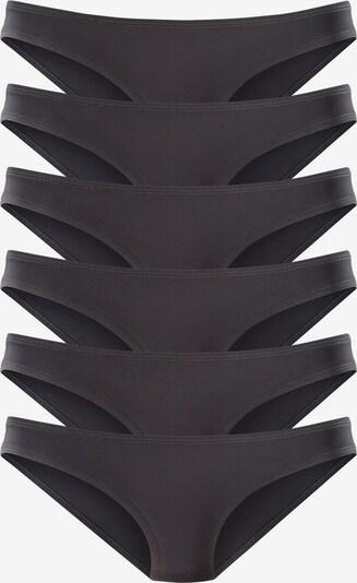VIVANCE Slips in schwarz, Produktansicht