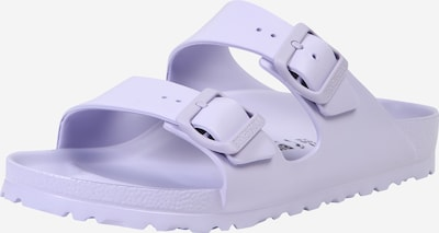 BIRKENSTOCK Pantolette 'Arizona Winter SPA' in helllila, Produktansicht