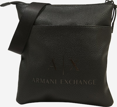ARMANI EXCHANGE Messenger in schwarz, Produktansicht