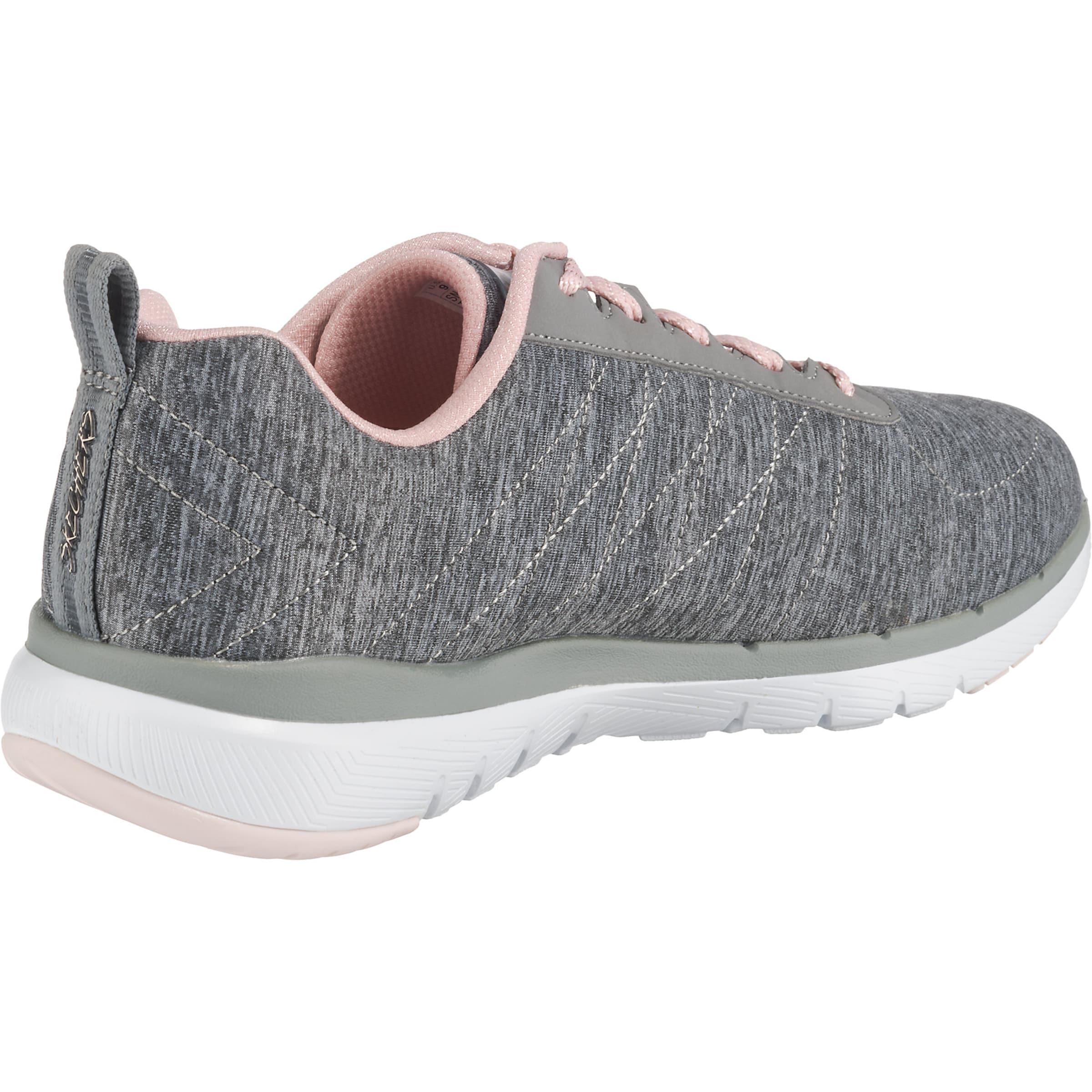 Skechers 3 GraumeliertRosa Sneaker In Appeal 0' 'flex WEIDYH29