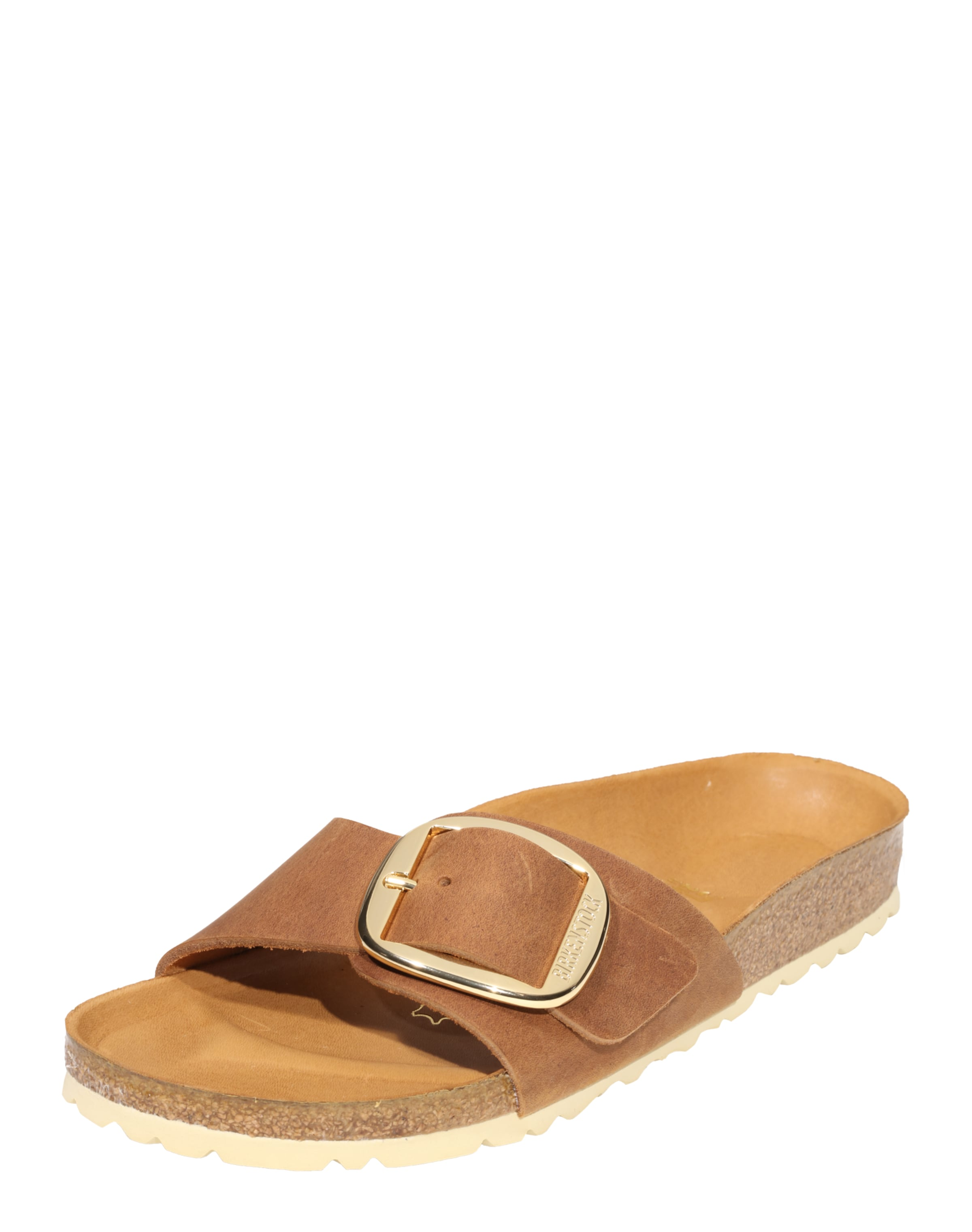 BIRKENSTOCK billige Sandalen Madrid Verschleißfeste billige BIRKENSTOCK Schuhe 181709