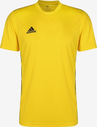 ADIDAS PERFORMANCE Tricot 'Core 18' in de kleur Geel / Zwart, Productweergave