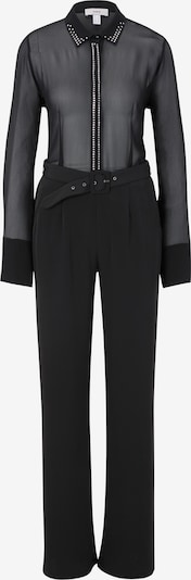 heine Jumpsuit i sort / sølv, Produktvisning