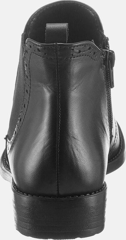 Tamaris Noir Tamaris En Chelsea Chelsea Boots Boots n8OP0wk