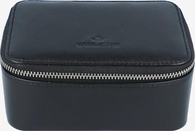 WINDROSE Schmucketui in schwarz, Produktansicht