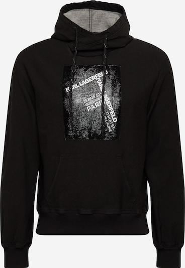 Karl Lagerfeld Denim Sweatshirt 'MJ0012' in navy, Produktansicht