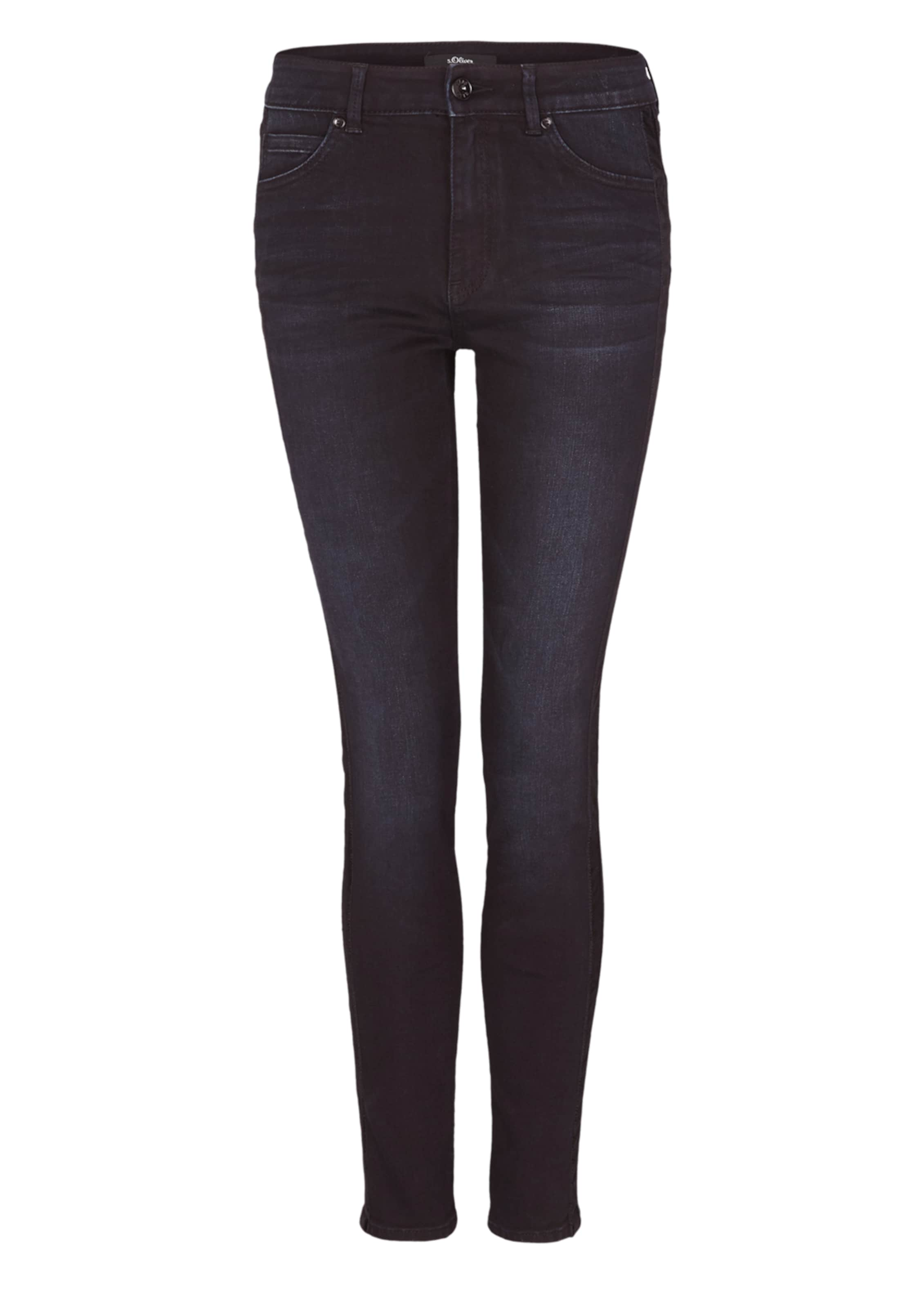 Black Jeans oliver S Label In Dunkelblau rCthQxsd