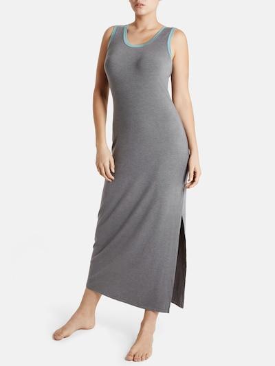 PALMERS Nachthemd in grau: Frontalansicht