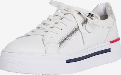 TAMARIS Sneaker in nachtblau / pink / weiß, Produktansicht