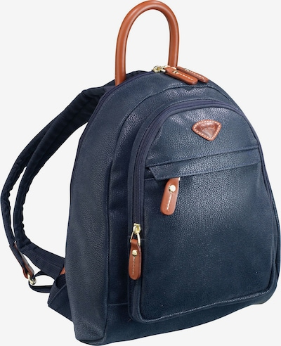 Jump Uppsala City Rucksack in blau, Produktansicht