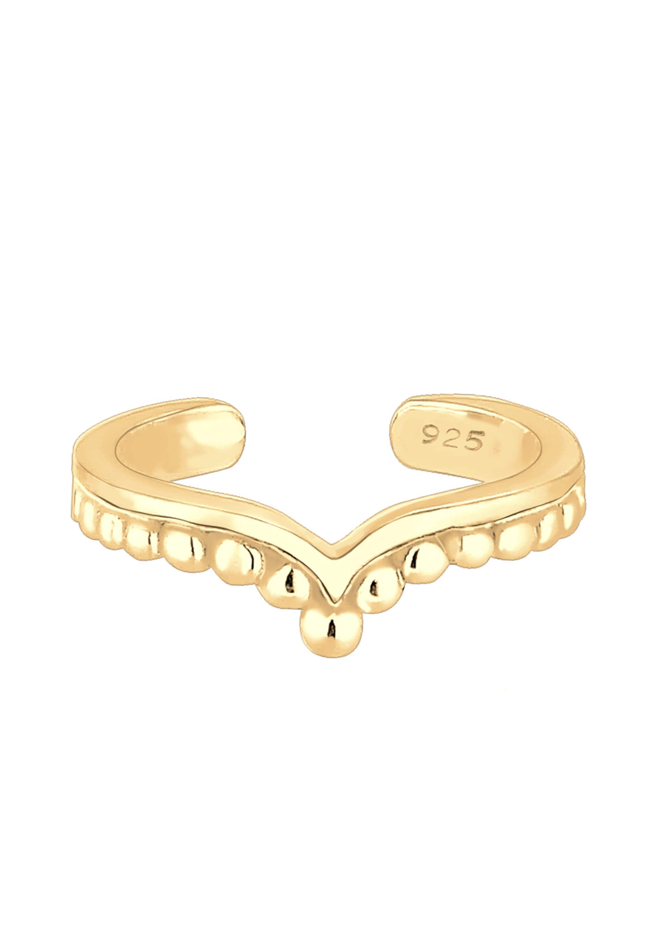 Ring 'boho' In 'boho' Gold In Elli Elli Ring Gold hrtQxdsC