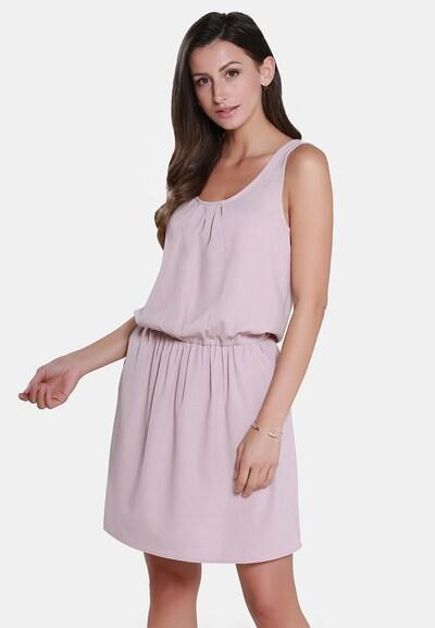 Usha Sommerkleid in pastellpink, Modelansicht