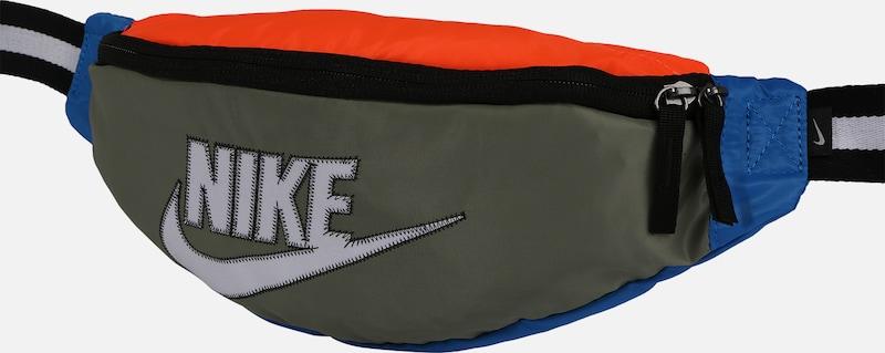 Nike Sportswear Övtáska 'NK HERITAGE HIP PACK JRSY CL' kék
