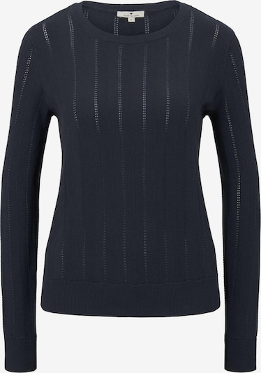 TOM TAILOR Pullover in blau, Produktansicht