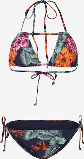 O'NEILL Bikini 'CAPRI BONDEY' in dunkelblau / orange, Produktansicht