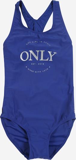 KIDS ONLY Badeanzug 'Caroline' in blau, Produktansicht