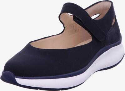 HASSIA Slipper in dunkelblau, Produktansicht