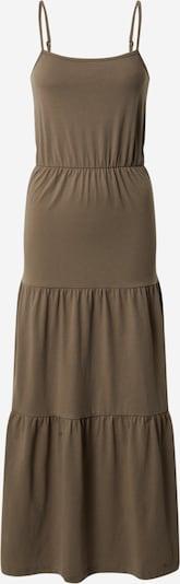 JACQUELINE de YONG Kleid 'FENNA LIFE' in oliv, Produktansicht