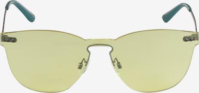 PUMA Saulesbrilles 'PU0137S-006 99' dzeltens / gaiši zaļš / melns, Preces skats