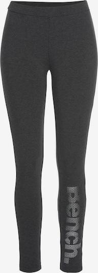 BENCH Leggings in grau / graumeliert, Produktansicht