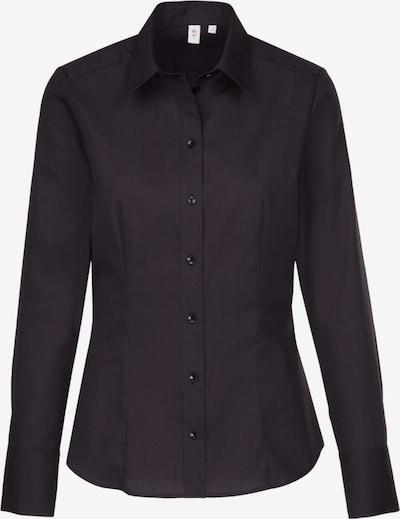 SEIDENSTICKER Bluza | črna barva, Prikaz izdelka