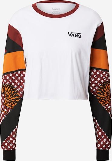 VANS Shirt 'Sabre' in orange / schwarz / weiß, Produktansicht