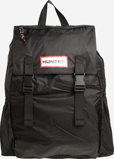 HUNTER Rucksack in schwarz, Produktansicht