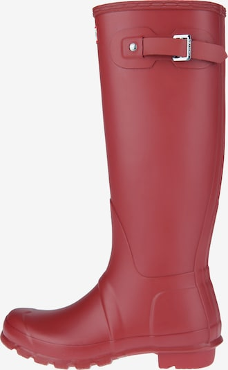 HUNTER Stiefel Womens ORG Tall WFT1000RMA in rot, Produktansicht
