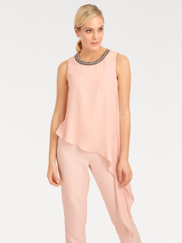 Ashley Brooke by heine Overall mit Applikationen