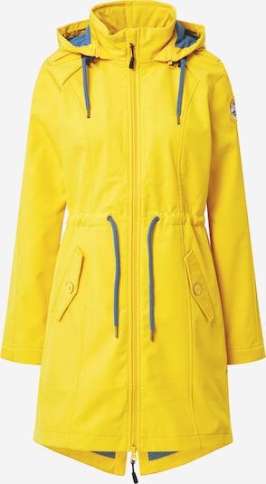 Blutsgeschwister Parka 'Promenade' in gelb, Produktansicht