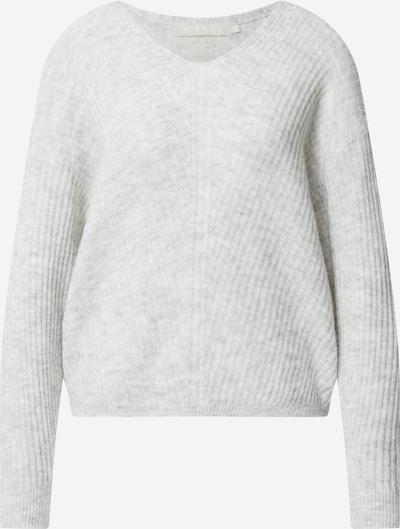PIECES Pullover 'Sunny' in grau / hellgrau, Produktansicht