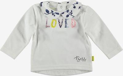 BESS Langarmshirt in mischfarben / weiß, Produktansicht
