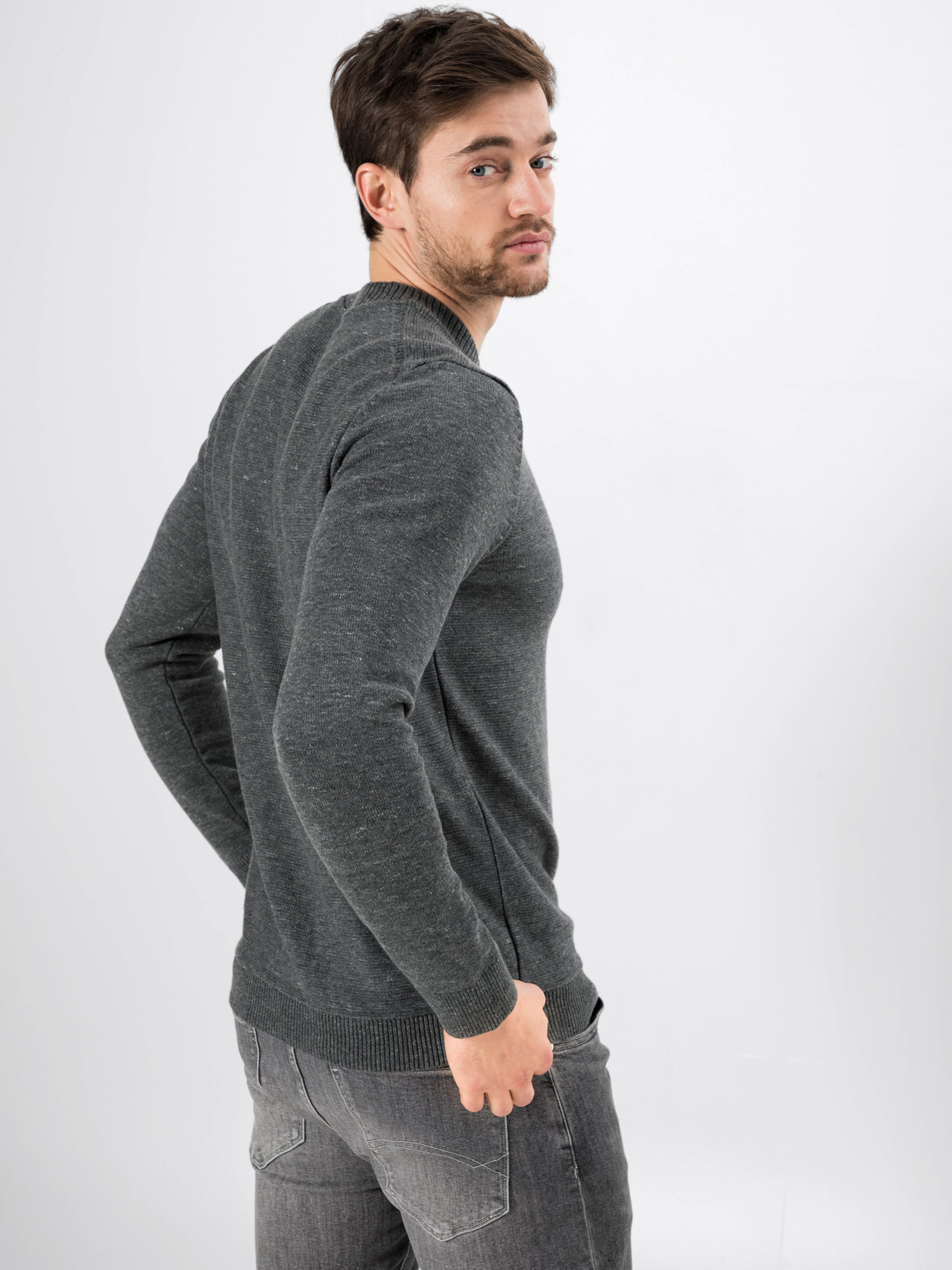 Pullover S oliver In S In Pullover Dunkelgrau S oliver oliver Dunkelgrau nm8wN0