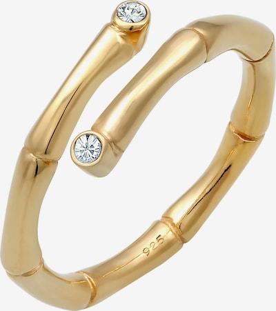 ELLI Ring in de kleur Goud: Vooraanzicht