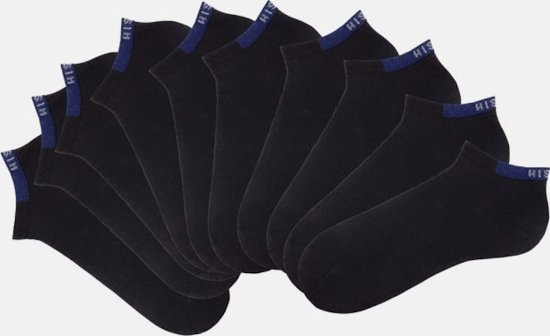 Son Jean Sneakersocken, Son (10 Paar)